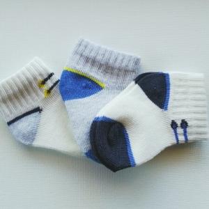tiniest socks ever