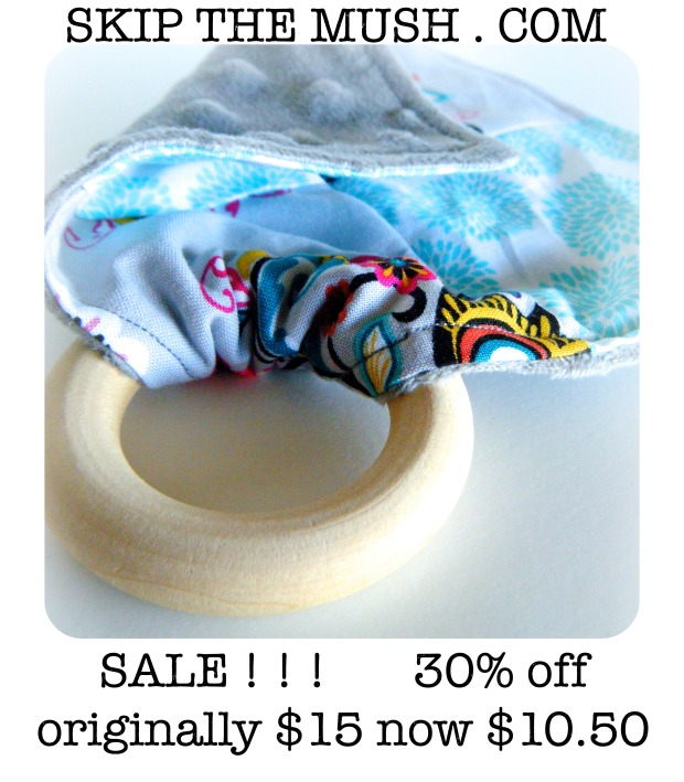teething blanket sale