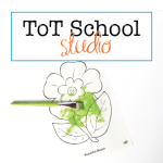 tot school studio homeschool